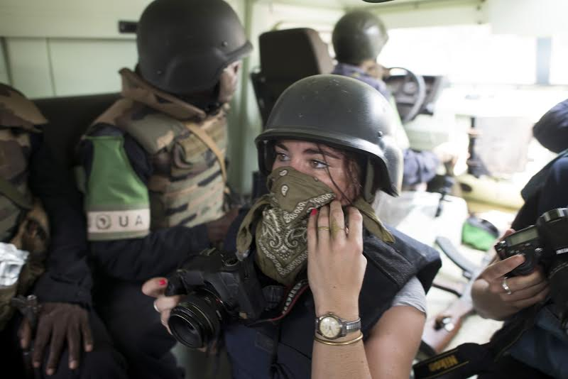 Seven years ago, photojournalist Camille Lepage was assassinated in the Central African Republic