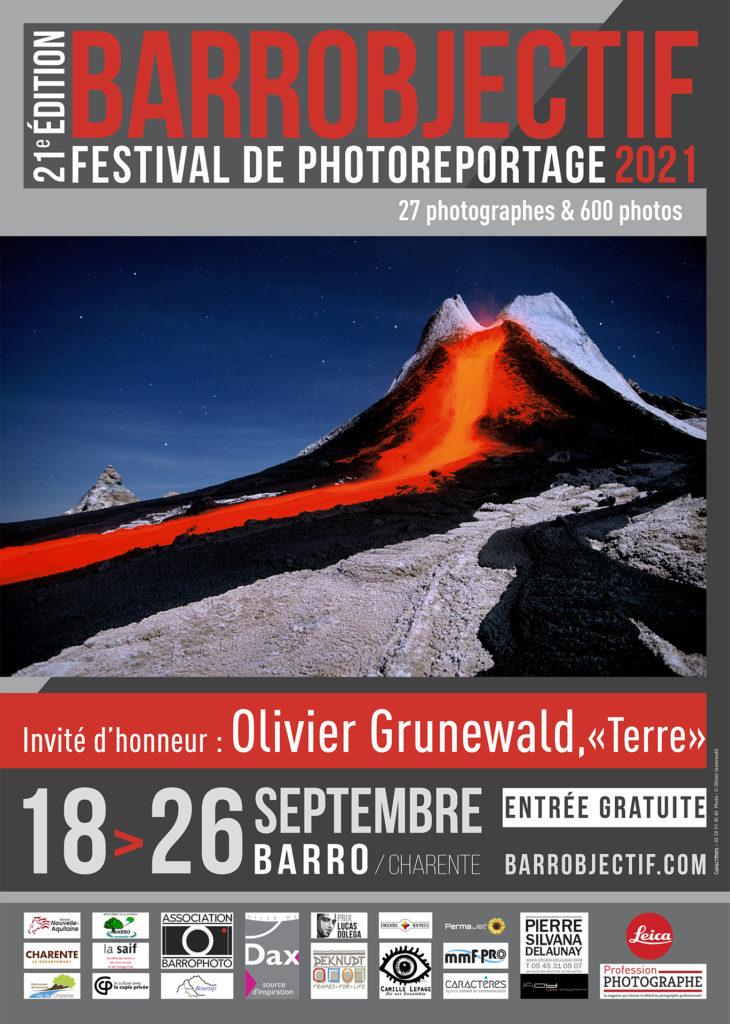 BarrObjectif 2021 Festival – 21st edition,18 to 26 september – Barro
